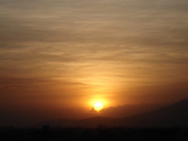 SunsetoverEthiopia